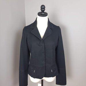 Margaret O'Leary Blazer Size Medium Black